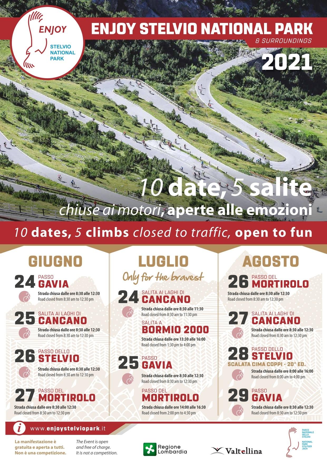 Enjoy Stelvio National Park